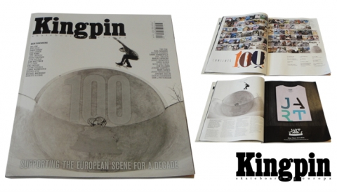 Kingpin, 100th Issue